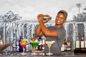 Zambezi House Barman